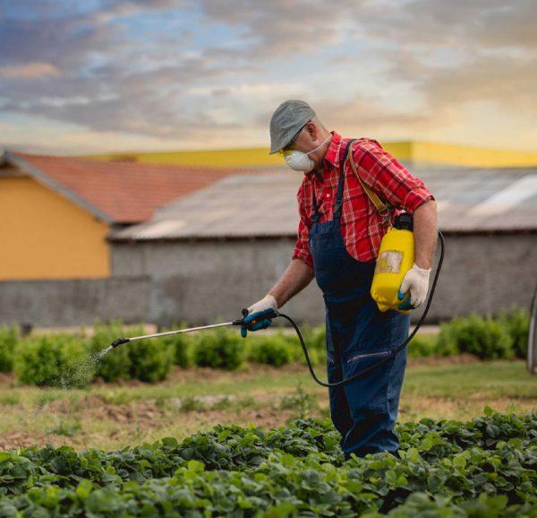 Farm Chemicals & Spray Equipment