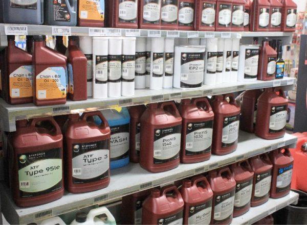Synforce Oils & Lubricants