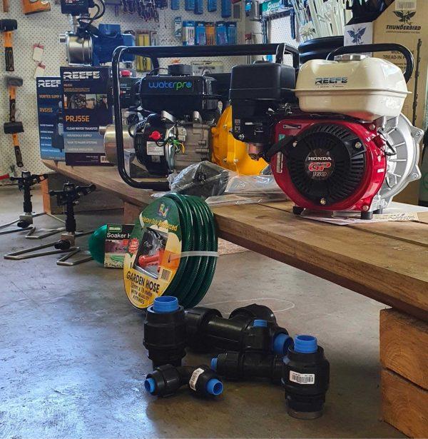 Plumbing / Irrigation & Pumps & Generators